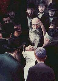 Farbrengen - Chassidic Gatherings