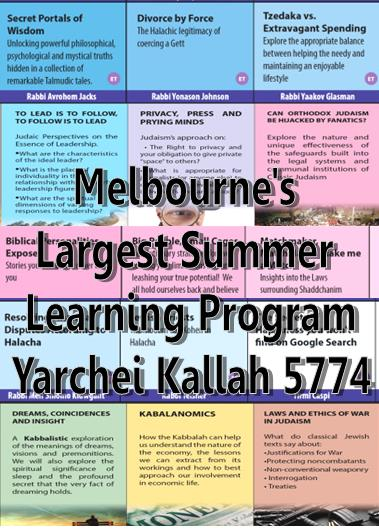 Summer Learning 5774